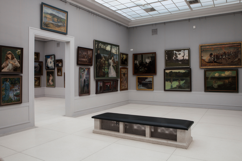 Painting Gallery in the Rogalin Museum (Photo by Movlab Studio)
