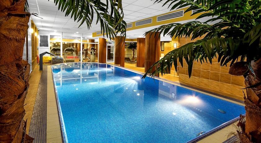 Hotele Wellness